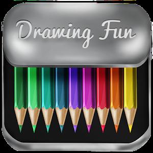 Drawing Fun Paint Kids Free 娛樂 App LOGO-APP試玩