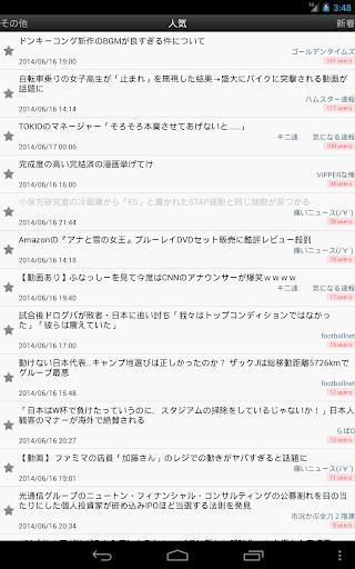 【免費新聞App】2ちゃんねる まとめアンテナZ 2chリーダー-APP點子