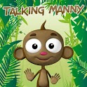 Talking Manny Monkey icon