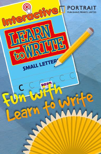 Learn to Write Small Letters