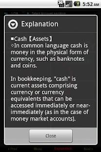 Bookkeeping training- screenshot thumbnail