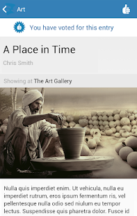 ArtPrize - screenshot thumbnail