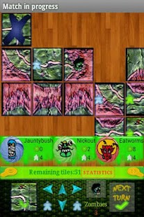 Carmaux Zombie Boardgame - screenshot thumbnail
