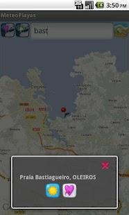 MeteoPlayas_Galicia - screenshot thumbnail