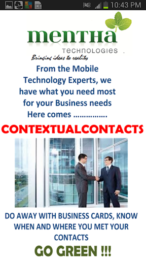 ContextualContacts