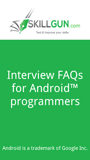 Questions for Android™