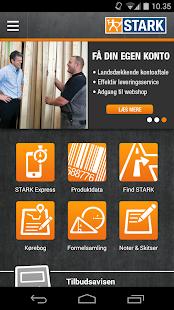 STARK Håndværker-app - screenshot thumbnail