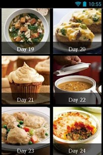 28 Day Diet Plan - screenshot thumbnail