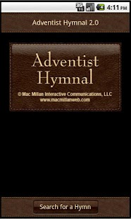 Adventist Hymnal - screenshot thumbnail