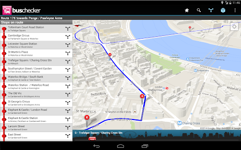 London Bus Checker Live Times Screenshot 23