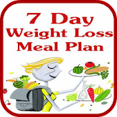 7 Day Weight Loss Meal Plan