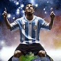Messi Live Wallpaper icon