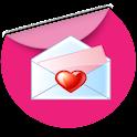 Lettres d'amour et sms icon