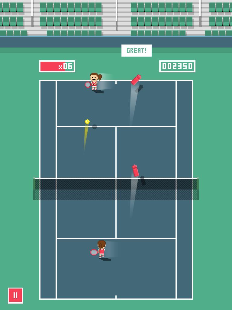 Tiny Tennis screenshot #4