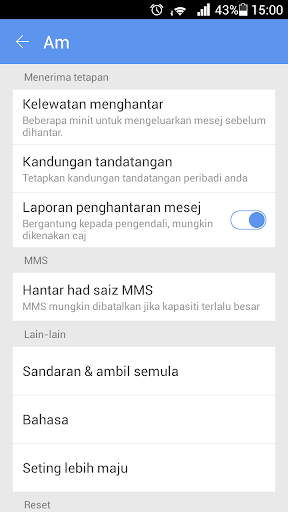 【免費通訊App】GO SMS Pro Malay package-APP點子
