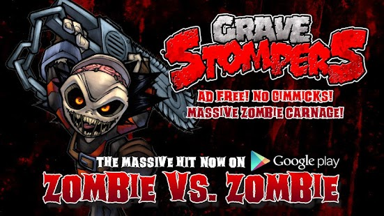 GraveStompers:No Ads Zombies