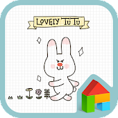 lovely tutu dodol theme