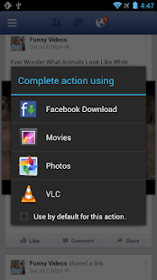 Facebook Video Download - screenshot thumbnail