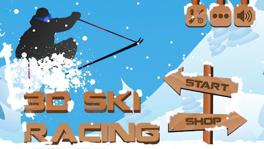 3D Ski Racing v1.1.3