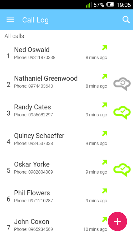 Call tracker for salesforce android apps on google play