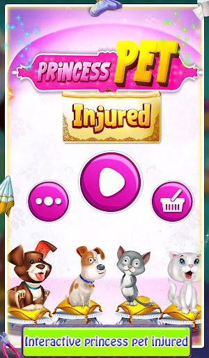 Princess Pet Injured