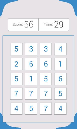 TenBuster- A Math Game
