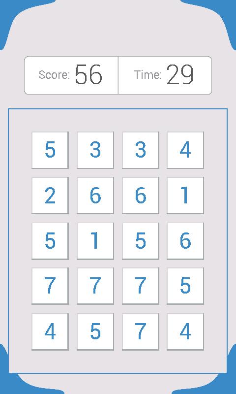 TenBuster- A Math Game - screenshot
