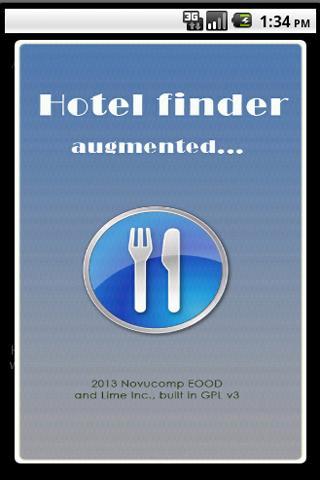 Hotel Finder AuR