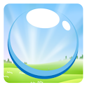 Bubble for tablet icon