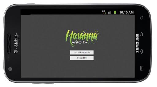 Hosanna Web Tv