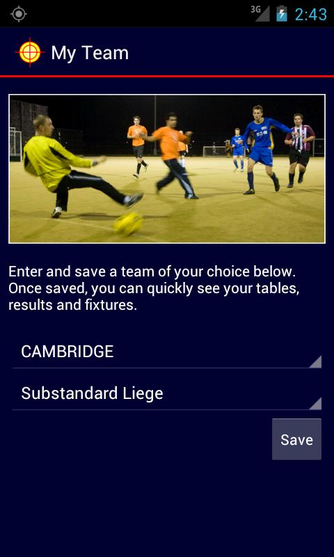 Pitch Invasion 5-a-side - screenshot
