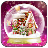 Christmas Music Crystal Ball