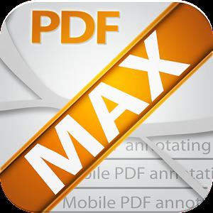 PDF Max The #1 PDF Reader! v1.1.0 APK