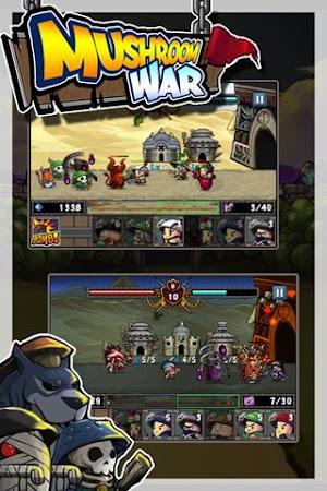 Mushroom War 2.4 screenshot 644460