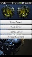 Screenshot of VirtualBox Manager