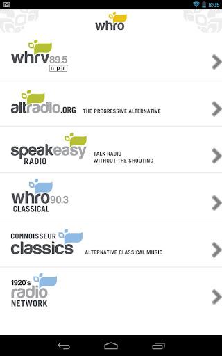 WHRO Radio