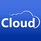 Timeline Cloud icon