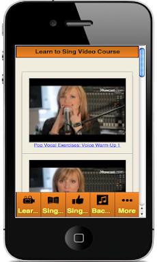 SINGING LESSONS APP (Free)のおすすめ画像2