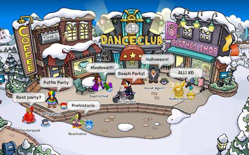 Club Penguin Screenshot 16
