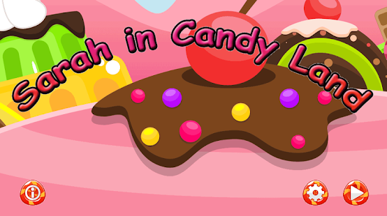 Sarah in CandyLand Free- screenshot thumbnail
