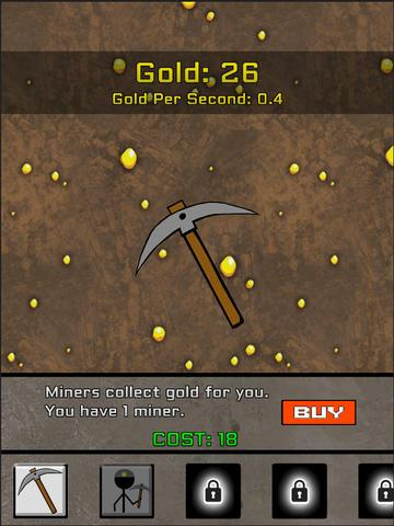 Gold Farmer- screenshot
