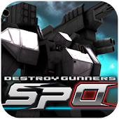 Destroy Gunners SPα icon