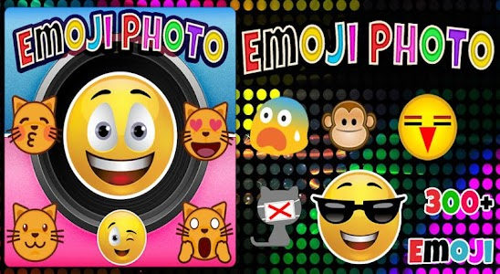 Emoji Photo Sticker screenshot 0