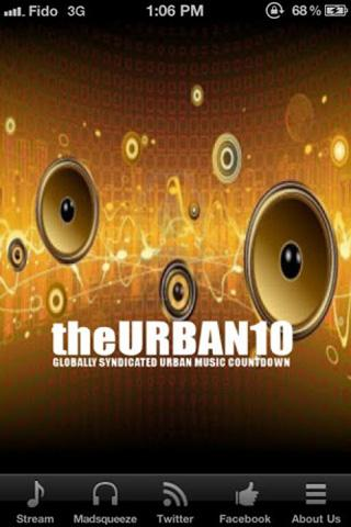 Hip Hop Urban Music Countdown