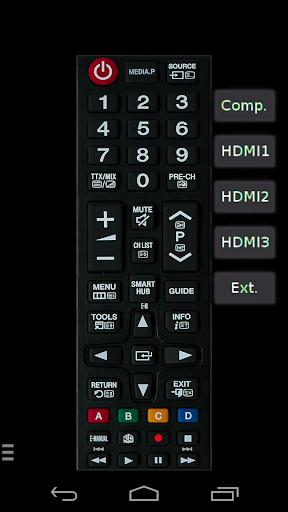 TV (Samsung) Remote Control 1.7.12 screenshots 4