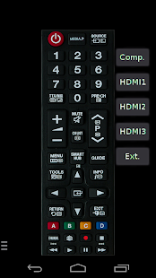 App TV (Samsung) Remote Control APK for Windows Phone