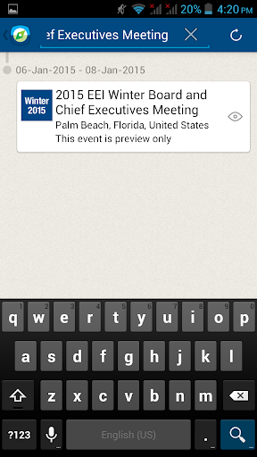 【免費商業App】EEI Board & Chief Executives-APP點子