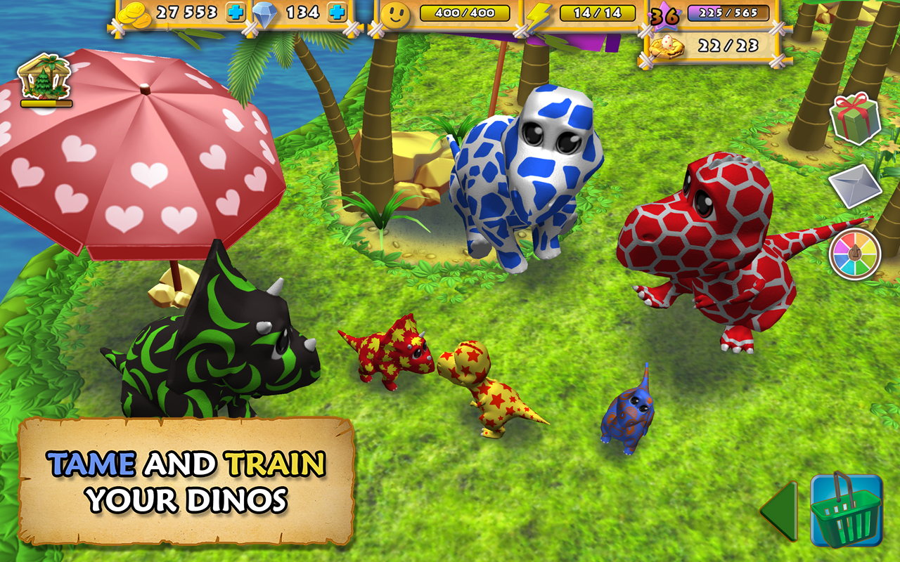 Happy Dinos- screenshot