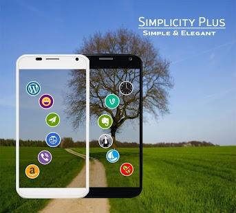 Simplicity IconPack Free