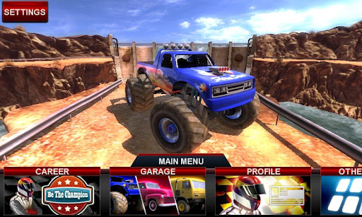 Offroad Legends - Hill Climb screenshot